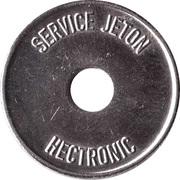 Car Wash Token - Hectronic – reverse