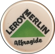 Shopping Cart Token - Leroy Merlin (50 Euro Cent) – obverse