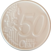 Shopping Cart Token - Leroy Merlin (50 Euro Cent) – reverse