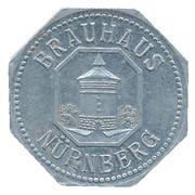 1 Glas Bier - Brauhaus (Nürnberg) – obverse