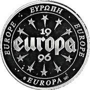 Token - Europa (Danmark) – reverse