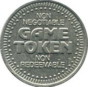 Game Token - The Boardwalk Indoor Amusement Park – reverse