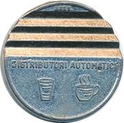 Token - Gettone Apparecchi Automatici (000) – reverse