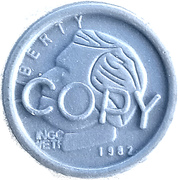 10 Cents (Copy) – obverse