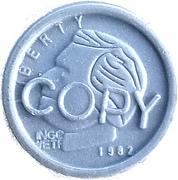 10 Cents (Copy) – obverse