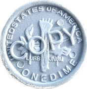 10 Cents (Copy) – reverse