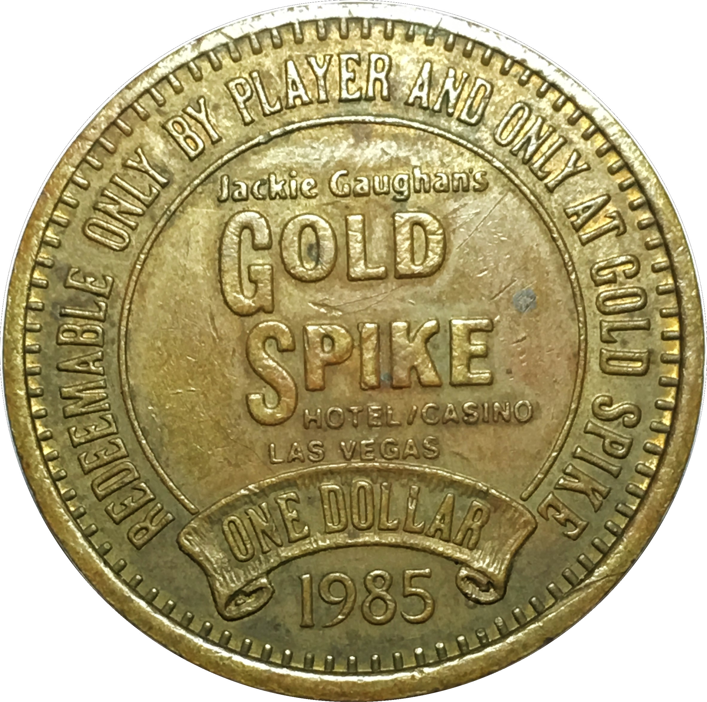 Gold spike casino sale back casino money