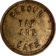5 Cents - Beroun Tap and Cafe – obverse