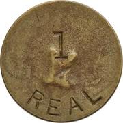 1 Real - Asunción – reverse