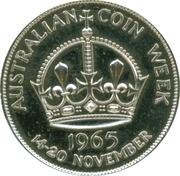 Medal - Sydney Coin Club – reverse