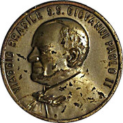 Medal - Homage to the popes John Paul II and John XIII – obverse