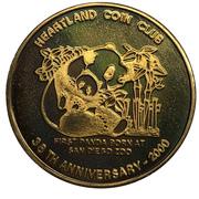 Medal - Heartland Coin Club (38th Anniversary) – obverse