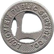 1 Fare - Longview Public Service Co. (Longview, WA) – obverse