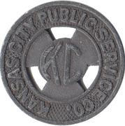 Full Fare - Kansas City Public Service Co. (Kansas City, MO) – obverse