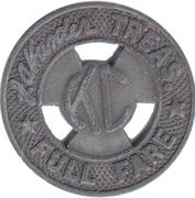 Full Fare - Kansas City Public Service Co. (Kansas City, MO) – reverse