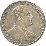 Token - Franklin Delano Roosevelt – obverse