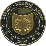 Token - Cyprus coins – obverse