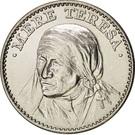 Token - Prix Nobel de la Paix (Mère Teresa) – obverse