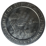 ½ Dollar Gaming Token - Reef Casino (Antigua) – obverse