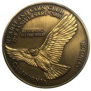 Medal - Heartland Coin Club (39th Anniversary) – obverse