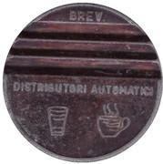 Token - Gettone Apparecchi Automatici (000; Copper) – reverse