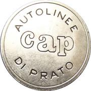 Bus Token - Cap Autolinee Di Prato – reverse