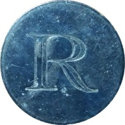 Token - R (Radovljica) – obverse
