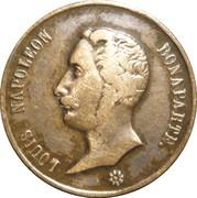 Proclamation Token - Louis Napoléon Bonaparte – obverse