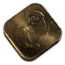 Mint Token (Monkey) – obverse