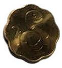 Mint Token (Snake) – obverse
