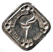 5 Cents - Beatrix (Liberation) – obverse