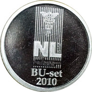 Token - BU-set – obverse