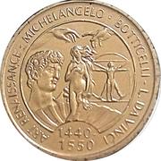 Millennium Medal Collection - Art Renaissance – obverse