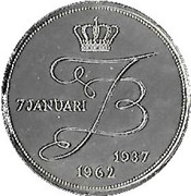 Token - Juliana and Bernhard – reverse