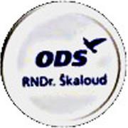 Shopping Cart Token - ODS – obverse