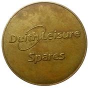 Token - Deith Leisure Spares – reverse