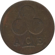 Token - Ace Cafe (24 mm) – reverse