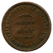 1 Pound - Guide Post Equit CSL (Northumberland) – obverse