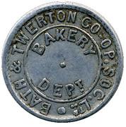Bread Half Qr - Bath & Twerton CSL (Somerset) – reverse