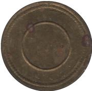 1 Penny - Ynysybwl Indus. Co-Op. Soc. Ltd. (Ynysybwl, Mid Glamorgan, Wales) – reverse