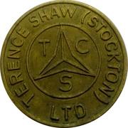 10 Pence - Terence Stockton Ltd – obverse