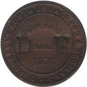½ Pound Check - The London and Newcastle Tea Companys (Southbridge, Edinburgh) – reverse