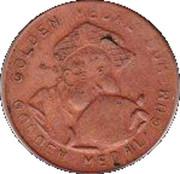 Golden Medal Gum (Gymnastics; horse) – reverse