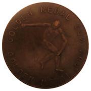 Golden Medal Gum (Discus) – obverse