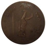 Golden Medal Gum (High Jump) – obverse