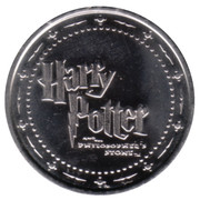 Token - Harry Potter and the Philosopher's Stone (Harry Potter) – reverse
