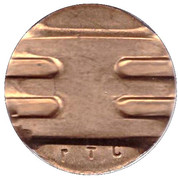 Telephone Token (Probe; type 4) – obverse