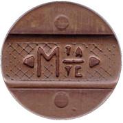 Telephone Token - MTA/MTS (Ufa) – obverse