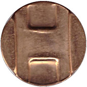 Telephone Token (Probe; type 3) – reverse