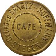 Token - Café Spartz-Hoffmann (Stegen) – obverse